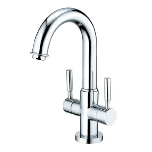 Inexpensive Concord Single Hole Bathroom Faucet with Drain Assembly ByKingston Brass