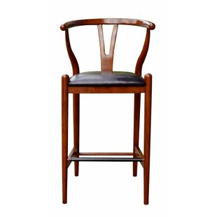 Luman 29 Bar Stool Union Rustic
