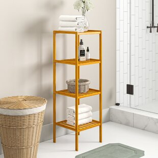 Tabitha 34 X 110cm Bathroom Shelf By House Of Hampton