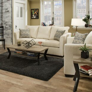 Best Price Chestnut Solid Configurable Living Room Set by Winston Porter Reviews (2019) & Buyer's Guide