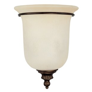 Great choice By ard 2-Light Wall Sconce By Fleur De Lis Living