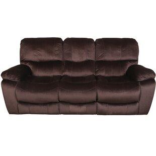 Carraton Modern Reclining Sofa by Three Posts