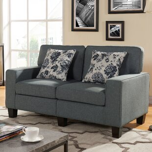 Belvidera Loveseat by Winston Porter Reviews