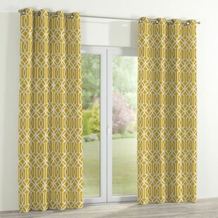 Yellow Gold Curtains