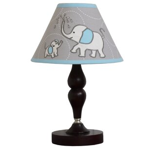 Purchase Blizzard Elephant Baby Nursery 10 Empire Lamp Shade By Geenny