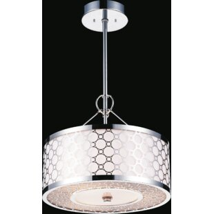 CWI Lighting 4-Light Pendant
