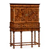 Windsor Solid Wood Entertainment Center for TVs up to 50 by Jonathan Charles Fine Furniture