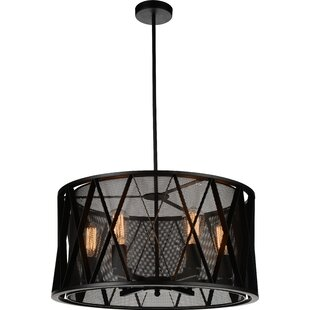 CWI Lighting Tapedia 4-Light Pendant
