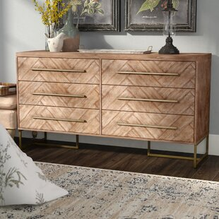 Derwent 6 Drawer Double Dresser