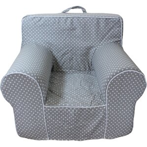 Kids Armchair Slipcover by Little Star