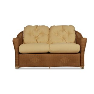 Lloyd Flanders Reflections Loveseat with Cushions