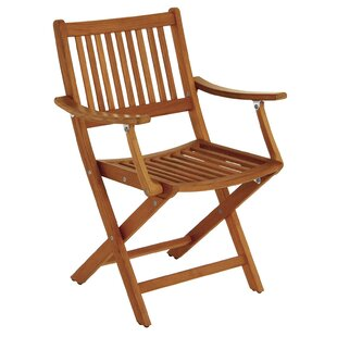 Whitecap Industries Folding Deck Chair