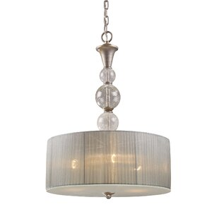 Willa Arlo Interiors Stanmore 3-Light Pendant