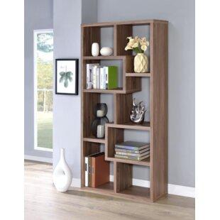 Harkless Bookcase Wrought Studio