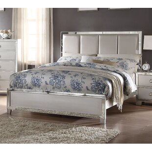 Rosdorf Park Isai Upholstered Panel Bed