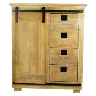 Sabra 1 Door Accent Cabinet by Gracie Oaks