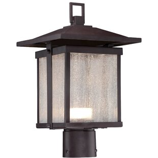 Compare prices Grooms Outdoor 1-Light LED Lantern Head By Brayden Studio