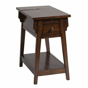 Fonseca End Table with Storage by Darby Home Co