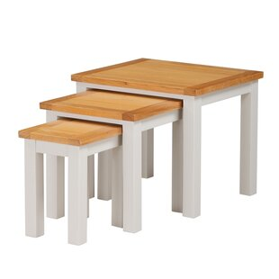 Milltown 3 Piece Nest Of Tables By Andover Mills