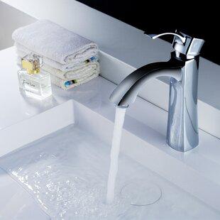ANZZI Rhythm Single Hole Bathroom Faucet wit..