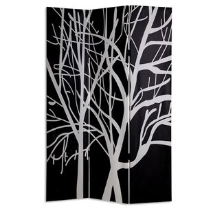 Screen Gems Tranquility 3 Panel Room Divider