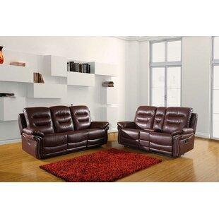 Winston Porter Ullery Upholstered 2 Piece Living Room Set