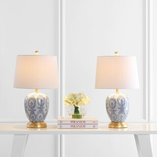 Mccraw 23'' Table Lamp (Set of 2) by Charlton Home