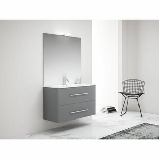 Stephen 1000mm Wall Hung Single Vanity Unit By Belfry Bathroom