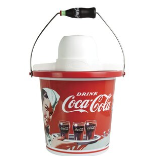 Coca-Cola Series 4-qt. Ice Cream Maker