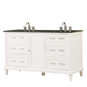 bathroom vanity 60 double sink. fairlee 60\ bathroom vanity 60 double sink