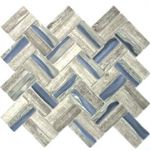 Recycle Herringbone Wooden Look 1