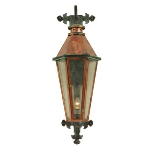Top Reviews 1-Light Outdoor Wall Lantern By Meyda Tiffany