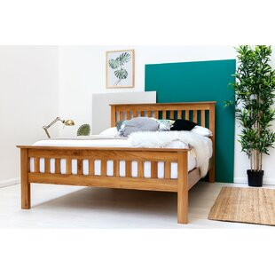 Aitkin Frame With Mattress By 17 Stories