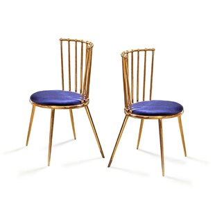 Willa Arlo Interiors Lyon Side Chair (Set of 2)