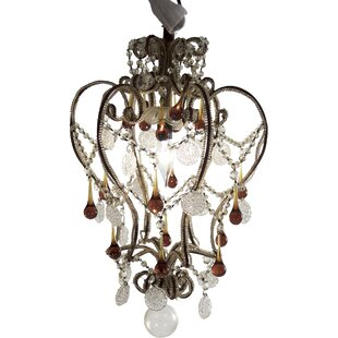 Zentique Duffey 1-Light Novelty Pendant