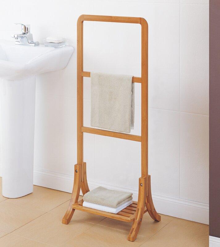Lohas Free Standing Towel Rack