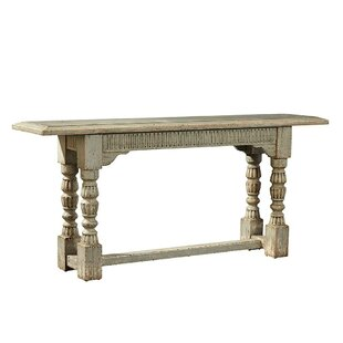Fringe Console Table by Furniture Classics