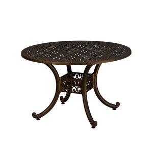 Westhampton Metal Dining Table by Fleur D..