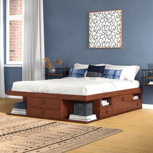 Bed Frame By Union Rustic