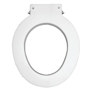 Bemis Medical Assistance Plastic Round Toilet Seat