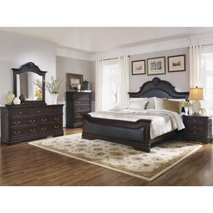 Staunton King Panel Configurable Bedroom Set by Darby Home Co