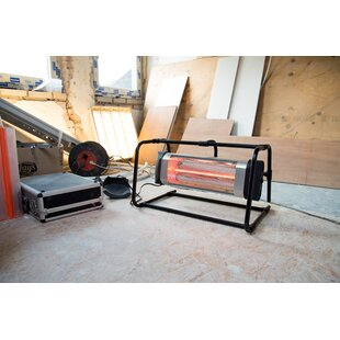 Gerardo 2000W Electric Patio Heater By Belfry Heating