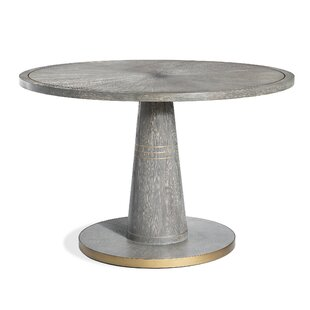 Elisa Solid Wood Dining Table by Interlude