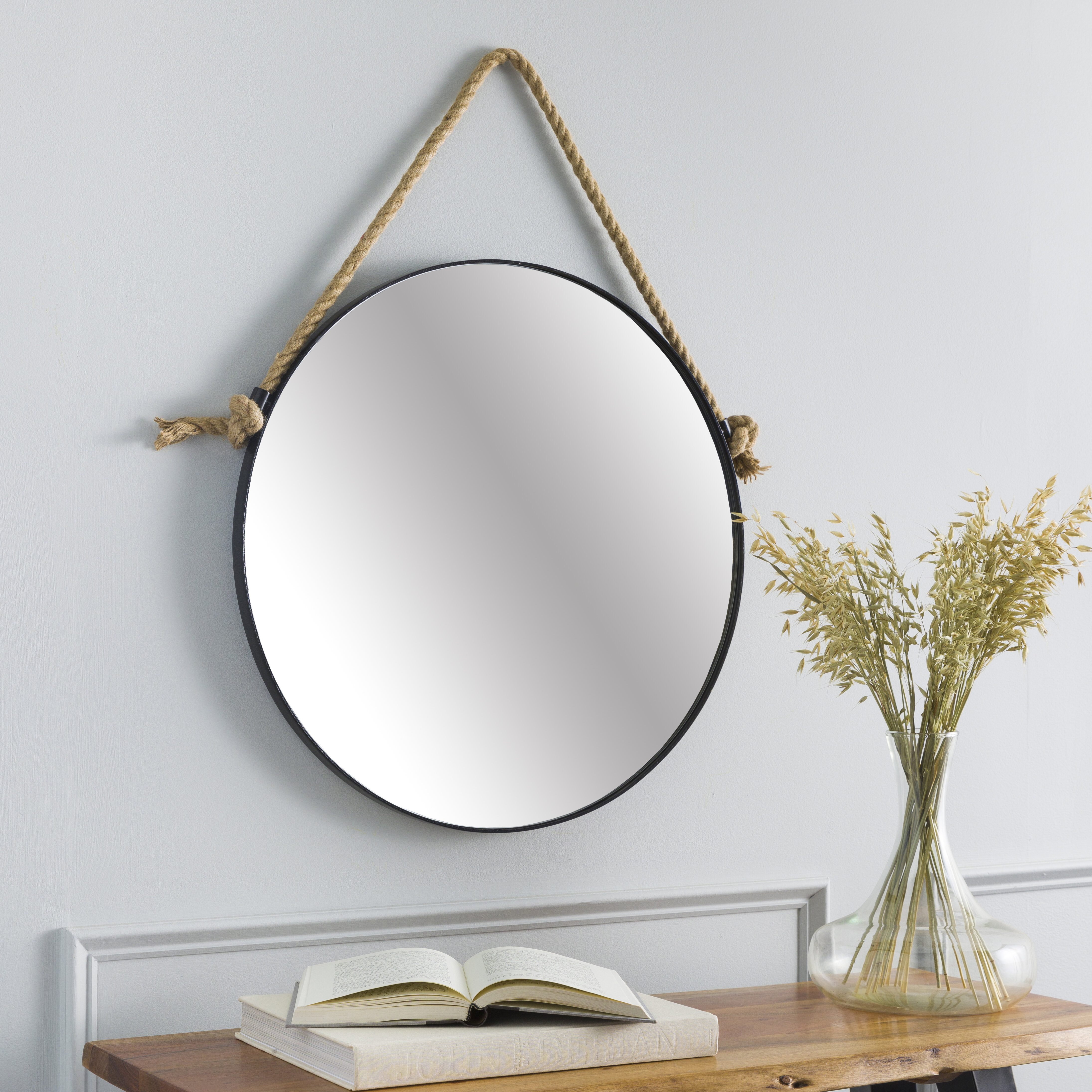 Gracie Oaks Nesconset Modern Accent Mirror Reviews Wayfair