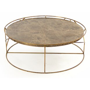 Tavin Coffee Table by Zentique