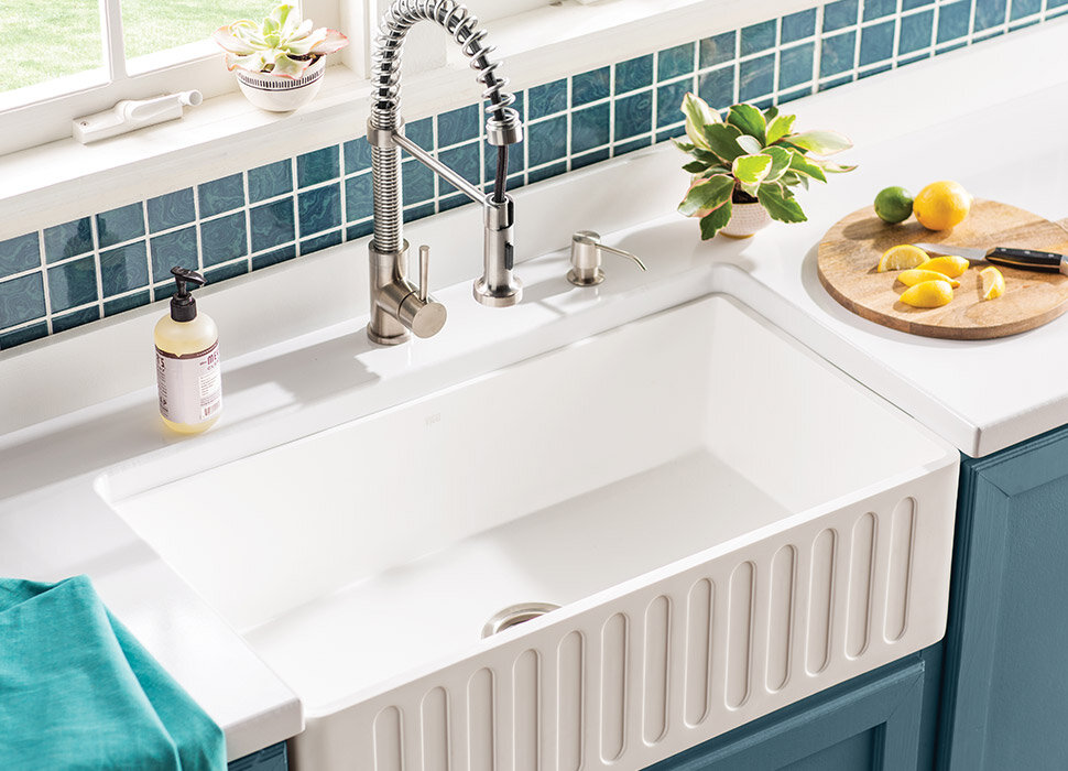 How to Measure for a New Kitchen Sink   Wayfair