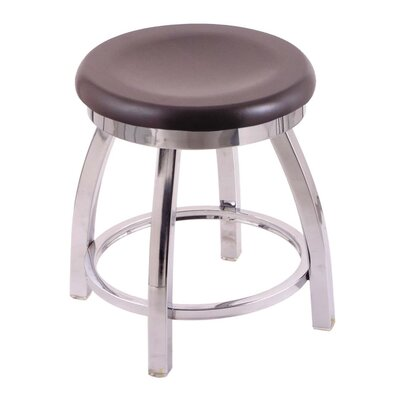 Stupendous Wrought Studio Cragin Vanity Stool Seat Finish Dark Cherry Dailytribune Chair Design For Home Dailytribuneorg