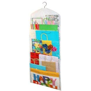 Gift Bag Hanging Organizer