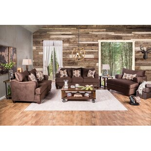 Best Bonaparte Configurable Living Room Set by Darby Home Co Reviews (2019) & Buyer's Guide