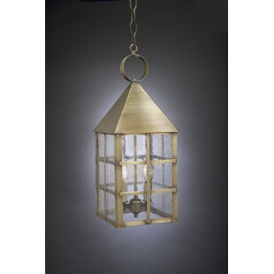 Northeast Lantern York 2-Light Outdoor Hanging Lantern